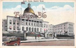State House - Beacon Hill - Boston - Boston