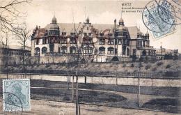 (57) Metz - General Kommando - Le Nouveau Palais Du Général Commandant 1906 - Metz