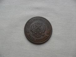 Rusia 1874 5 Kopeks E.M.  KM#Y12.1 UNC - Rusia