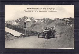 Allos - Sommet Du Col D'allos (automobile) - Otros Municipios