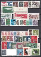 DDR - 1957 - Annata Completa | Complete Year Ser ** MNH - [6] République Démocratique