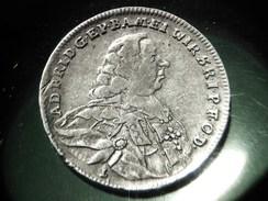 WÜRZBURG 20 Kreuzer 1763 Adam Friedrich Von Seinsheim (1755-1779) - [ 1] …-1871: Altdeutschland