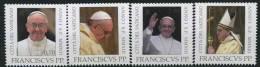 2013 Vaticano, Incoronazione Papa Francesco, Serie Completa Nuova (**) - Vaticano