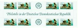 1989, Nationale Briefmarkenausstellung Magdeburg Michel 3266 Postfrisch Xx Als Herzstück - DDR
