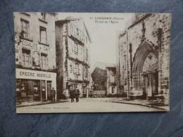 86  LUSIGNAN Epicerie Nouvelle,   CP Ancienne  ; Ref 128 - France