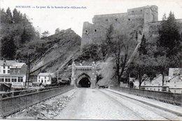 BOUILLON: Le Pont De La SEMOIS Et Le Château-fort - Cartes Postales