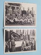 VOETBAL Te Identificeren Anno 1958 / Géén Verdere Info ( Zie Foto ) !! - Sports