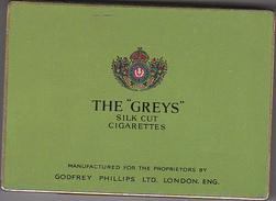 CigarettesThe Grey's - Boites à Tabac Vides