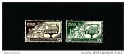 IRELAND/EIRE - 1958  IRISH CONSTITUTION  SET  MINT NH - 1949-... Repubblica D'Irlanda
