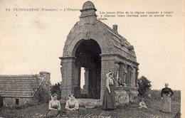 CPA PLOUGASNOU - L'ORATOIRE - Plougasnou