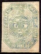 03776 Colômbia 5 Confederação Grenadine N - Colombia