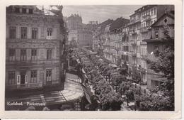 AK Karlsbad - Parkstrasse - 1943 (28080) - Sudeten