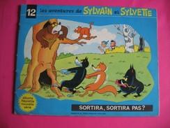 BD - 067 - Sylvain Et Sylvette - N° 12 - Sortira, Sortira Pas ? - 1968 - Fleurette - Sylvain Et Sylvette