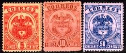 03840 Colômbia 115/17 Brasão Nn - Colombia