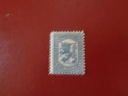 Finlande 1918 N°85 Neuf* (charnière)