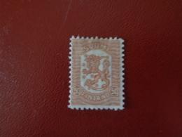 Finlande 1918 N°87 Neuf* (charnière)