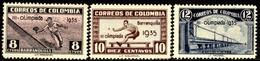 03919 Colômbia 278/80 Jogos Olímpicos Barranquilha Nn - Colombia