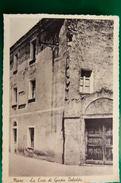 NUORO - LA CASA DI GRAZIA DELEDDA 1939 - Nuoro