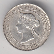 @Y@    Sri Lanka / Ceylon  10  Cents 1892  (4905 ) - Sri Lanka (Ceylon)