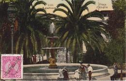 CPA  LISBONNE (Portugal).  Praça  D'Alegria. ...E895 - Lisboa