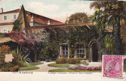 CPA  LISBONNE (Portugal).  Chalet Das Cannas ...E896 - Lisboa
