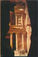 °°° 3073 - JORDAN - PETRA AL SIQ - 1993 With Stamps °°° - Giordania