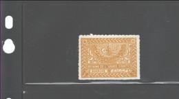 """SAUDI ARABIA 1934 - 1957 #159 """"1/2g YELLOW"""" MNH - Saudi Arabia"""