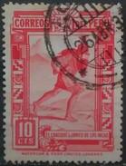 PERÚ 1936 Correo Inca. USADO - USED. - Peru