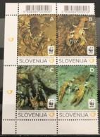 Slovenia, 2011, Mi: 904/07 (MNH) - W.W.F.