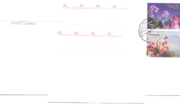 1999. Portugal, The Letter Sent By Registered  Post To Moldova - 1910-... República