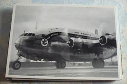 AIR FRANCE  BREGUET 763 DEUX PONTS - 1946-....: Moderne