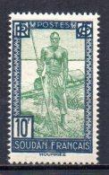 TGC/ Soudan  N°  87 Neuf  XX  MNH , Cote :  4,00 € , Album 12 - Unused Stamps