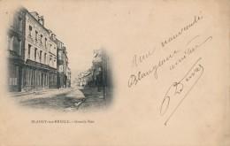 G85 - 76 - BLANGY-SUR-BRESLE - Seine Maritime - Grande Rue - Blangy-sur-Bresle