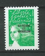 St. Pierre Et Miquelon 2003 Stamps From France.MNH - St.Pierre & Miquelon