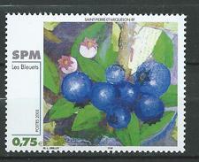 """St. Pierre Et Miquelon 2003 Art.""""Les Bleuets"""" - Marie-Laure Drillet.MNH - St.Pierre & Miquelon"""