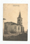 Cp, Guerre 1914-15 , VITRIMONT , L'église , Vierge , Visé Nancy A. 712 - War 1914-18