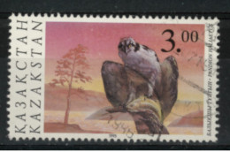 *C3* - KAZAKISTAN 1995 - Fauna.  Uccelli  - 1 Val.  Oblit. - Bello