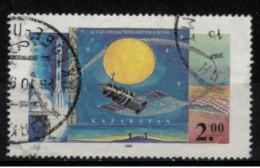 *C3* - KAZAKISTAN 1995 - Giornata Della Cosmonautica  - 1 Val.  Oblit. - Bello
