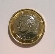 1 EURO BELGICA 2009    Sin Circular - Bélgica