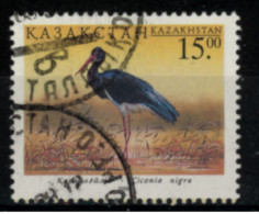 *C3* - KAZAKISTAN 1998 - Fauna Uccelli - 1 Val.  Oblit. - Bello