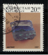 *C3* - KAZAKISTAN 1997 -  Minerali  - 1 Val.  Oblit. - Bello