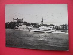 BRATISLAVA Lod Raketa I - Barche