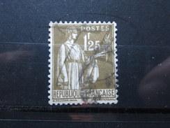 VEND BEAU TIMBRE DE FRANCE N° 287 !!!! - 1932-39 Peace