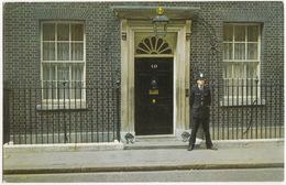 Bobby, 10. Downing Street, London - Politie-Rijkswacht
