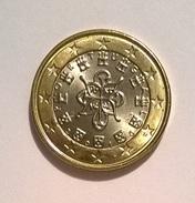 1 EURO PORTUGAL 2010    Sin Circular - Portugal
