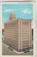 CPSM MONROE (Etats Unis-Louisiane) - Hôtel Frances - Etats-Unis