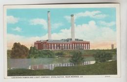 CPSM STERLINGTON (Etats Unis-Louisiane) - Louisiana Power And Light Company - Etats-Unis