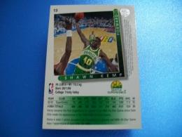 CARTE BASKET NBA UPPER DECK ´93-´94 N°13 - Basketball - NBA