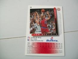 CARTE BASKET NBA UPPER DECK ´93-´94 N°18 - Basketball - NBA