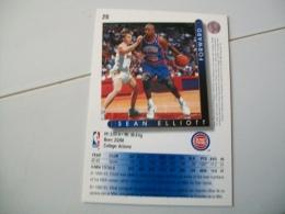 CARTE BASKET NBA UPPER DECK ´93-´94 N°20 - Basketball - NBA